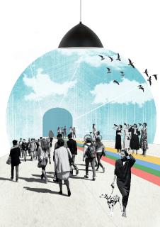 Atmosphärisches Leitbild - Neue Theresienwiese
