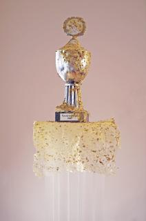 Trophäe ll (Detail Pokal)